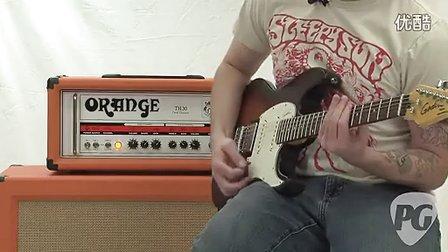 【宁洲乐器行】常州 橘子 Orange 总代理  TH30  常州吉他