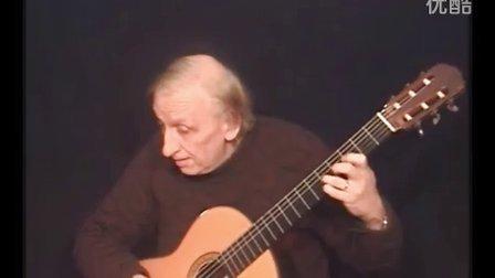 天堂电影院插曲 Love Theme 古典吉他 Cesar Amaro (带轮指)