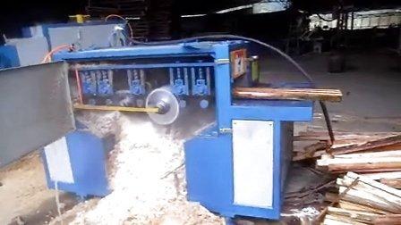 多片锯 方多片锯 70高方木多片锯 正启机械厂