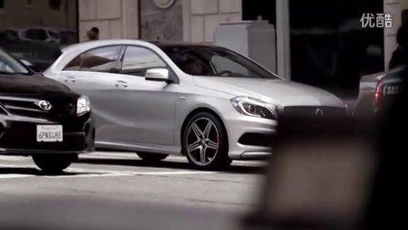 全新梅赛德斯-奔驰A级车广告视频