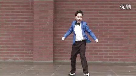 惊爆全球!秒杀所有江南style,全球最小模仿者:江雨轩!亮点在1分37秒【薇薇沁分享】