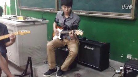 Beyond-《海阔天空》吉他合奏