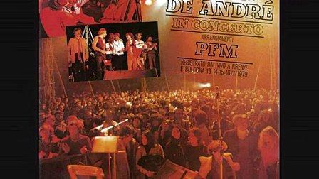 Fabrizio De André & PFM - Il Pescatore