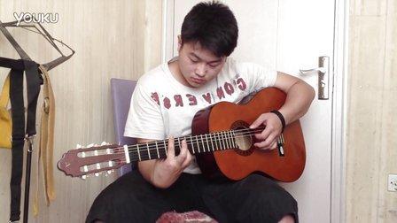 古典吉他-爱的罗曼史弹奏-九零乐社90yueshe.com