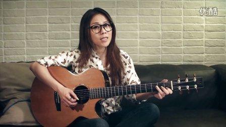 蔡健雅 Tanya's 彈吧!吉他小教室第8集5.16上線