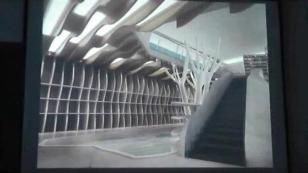 室内设计培训 第133期 郭夏飞 书店设计方案