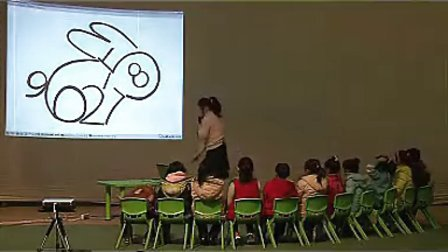 幼儿园大班数学优质课《数字捉迷藏》公开示范课