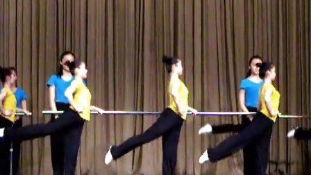 130515戏曲腿功软度训练展示片段