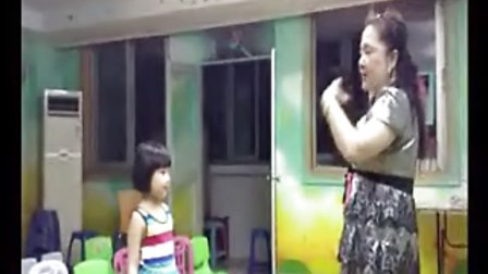 福州少儿语训语言培训李晶老师辅导童谣比赛