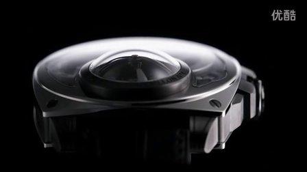 限量發行20只 Harry Winston 陀飛輪4號腕錶
