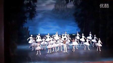 """视频教减肥舞蹈 俄罗斯 芭蕾舞""""天鹅湖""""(36)"""