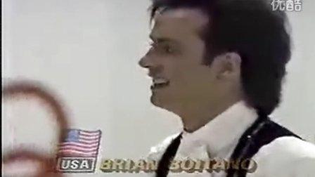 Brian Boitano (USA) - 1988 Calgary, Men's Short Program
