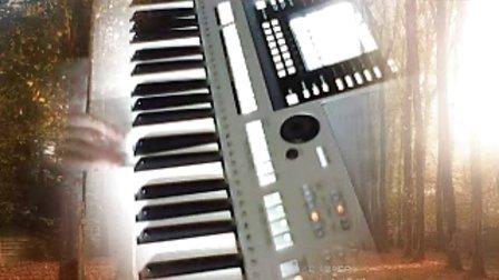 电子琴     昨日重现