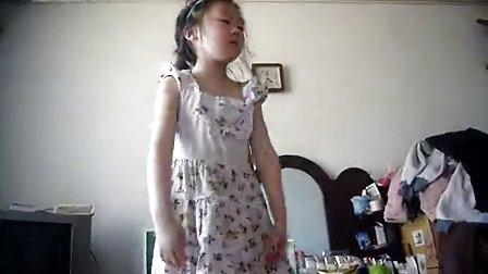 我家的小小舞蹈家