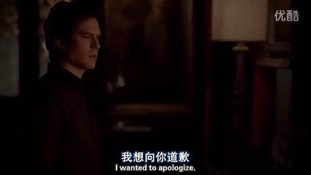 吸血鬼日记第四季大结局最喜欢的一段