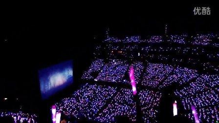 周杰伦2013魔天伦世界巡回演唱会上海站第二场 开场 惊叹号