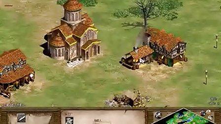 帝国时代2阿提拉沙隆战役