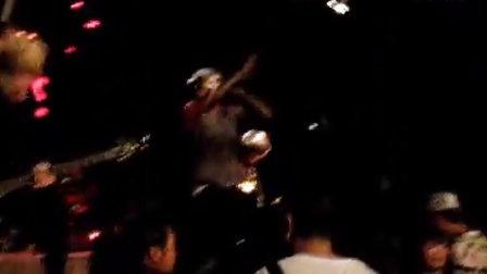 小勺集邮公社摄制 20130518堕天乐队倒置世界全国巡演郑州站