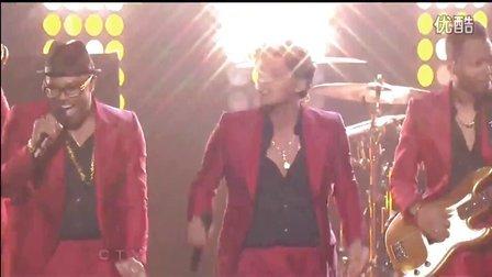 火星哥在BMA 最新表演Treasure超赞现场!!!