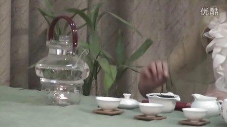 高级茶艺师考试表演