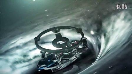 陀飞轮黑洞概念手表