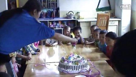 琦琦三岁啦-生日快乐