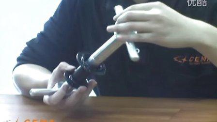 CEMA喜玛陶瓷轴承 后花鼓轴承压入工具教学影片