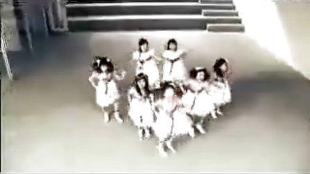 牛奶歌(纯舞版) 韩国超级可爱 七公主