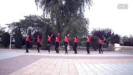 北冶阳光广场舞 老鹰抓小鸡