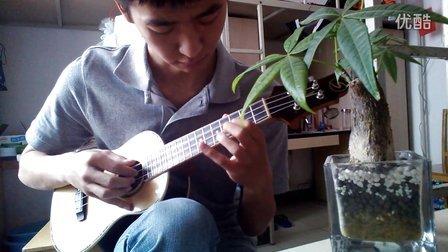 I'm yours ukulele 指弹