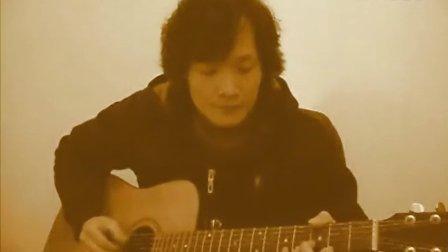 吉他指弹 菊次郎的夏天 琴歌  偶像啊