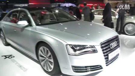 2012北京车展汽车之家解读奥迪A8 A6