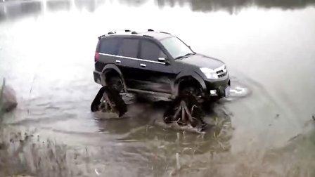 德州东威 水中