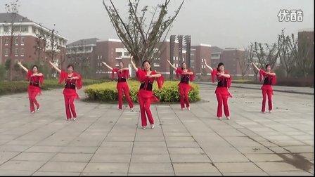 青扬广场舞——飞歌醉情怀