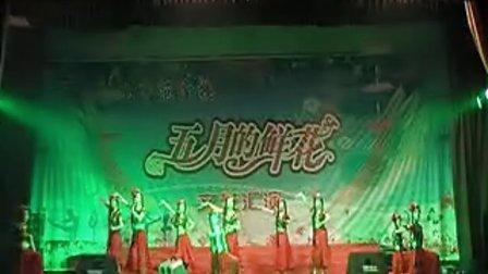 许昌幼儿师范学校2013年招聘会才艺展示7