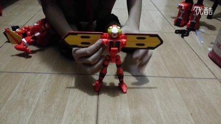 快乐酷宝之飞行战宝玩具小峰上传2