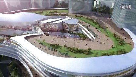 贵阳花果园双子塔|环球购物广场宣传片