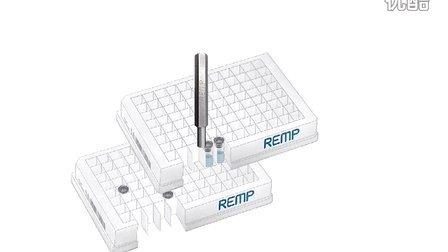 REMP®管冲孔选择