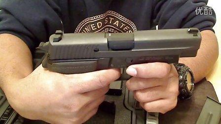 [名枪鉴赏]MY Sig Sauer P226 Navy