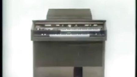 yamaha电子琴cm 1982 伊武雅刀x戸川純