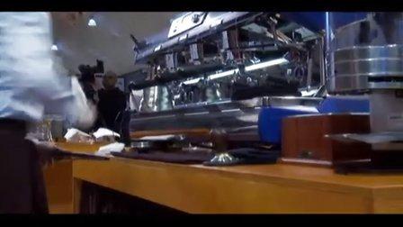 2013 世界百瑞斯塔咖啡师竞赛 澳大利亚墨尔本 中国选手何泓操