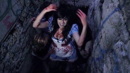 【九月】众僵尸围攻可爱女仆,Kimmi Smiles新作I Walked With A Zombie