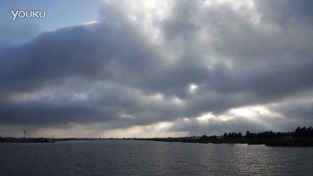 天空云彩 缩时摄影实验二