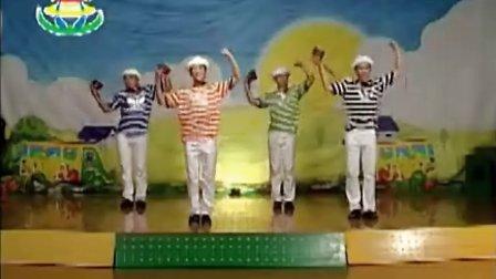 欢乐大天使系列《大力水手小卜派》校园儿童舞蹈视频[好老师TV