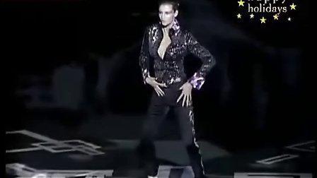 法国时尚台时装秀_4.