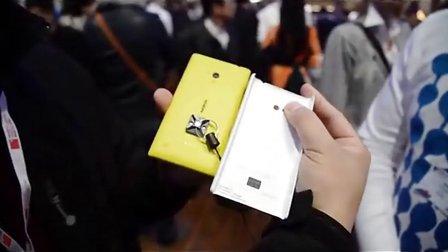 诺基亚 nokia lumia 720 中文上手