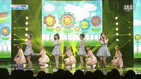 Secret - YooHoo 130526 SBS 人气歌谣