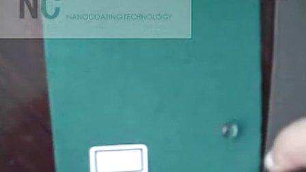 纳罗可nanocoating  纳米涂层用于制鞋材料 超疏水效果
