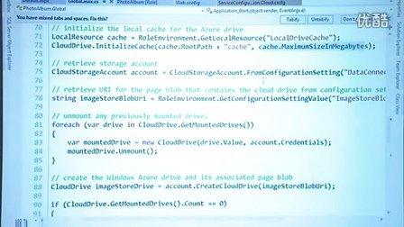 Windows Azure 存储--Drives