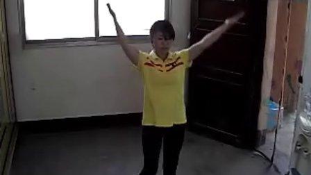 广场舞奢香夫人李凤华